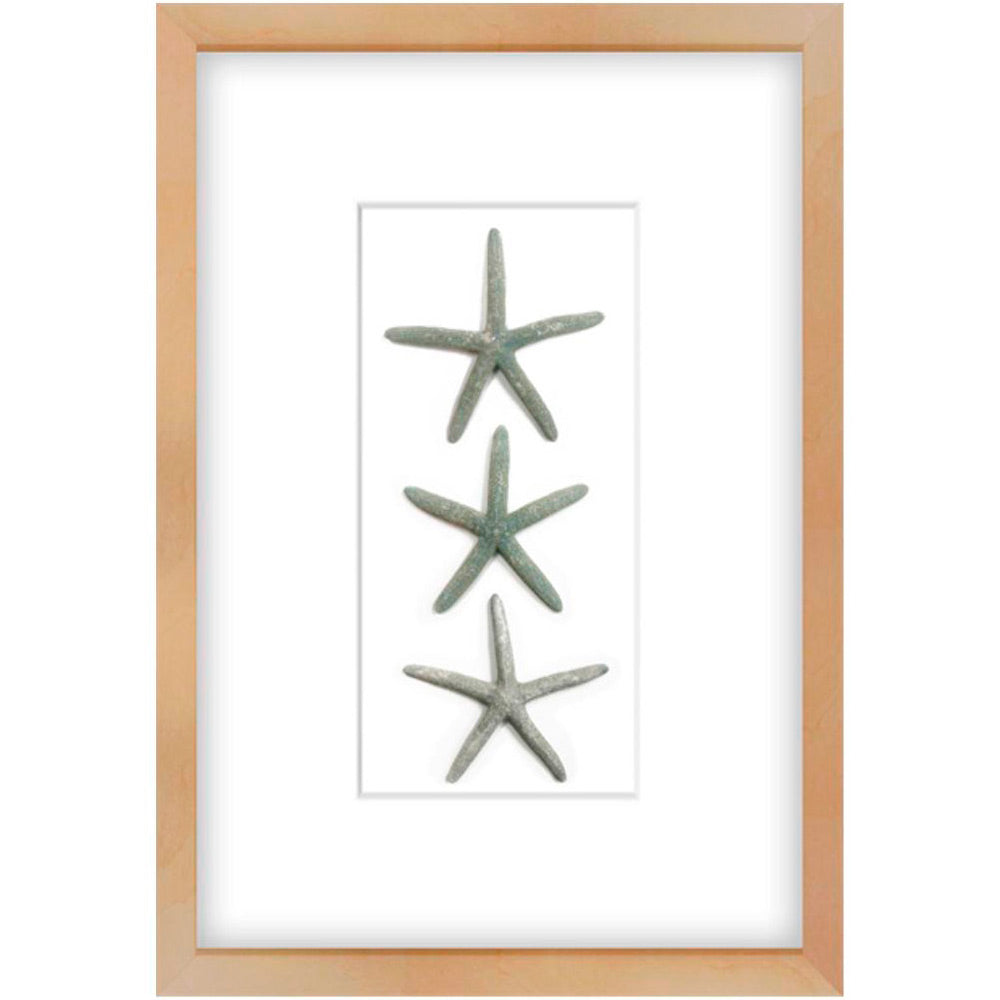 Grey Starfishes - Accessories - Canvas Art - Object