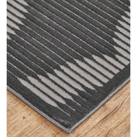 Feizy Rug Prasad 3679F, Charcoal - Rugs1 - High Fashion Home