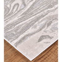 Feizy Rug Prasad 3894F, Light Gray - Accessories - Rugs - Feizy Rugs