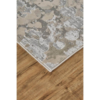 Feizy Micah Rug 3336F Silver/Gray - Rugs1 - High Fashion Home