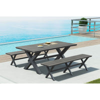 Bodega Outdoor Dining Set - Furniture - Outdoor - Dining