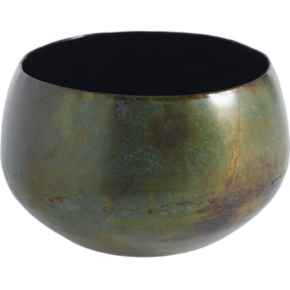 Sosa Bowl  - Accessories - Tabletop - Iron & Black