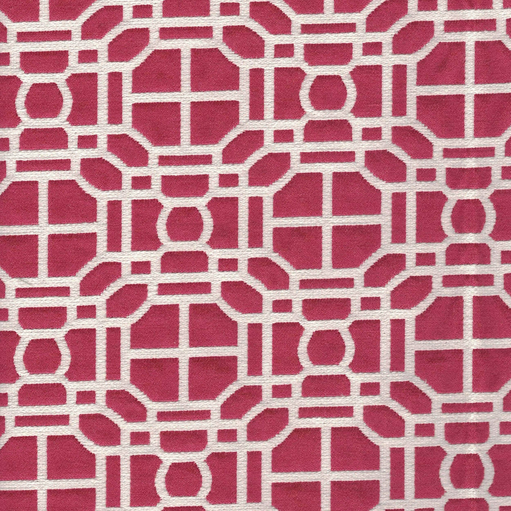 72972 Woven, Redbud - Fabrics - High Fashion Home