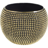 Riley Pot - Accessories - Tabletop - Bronze, Brass & Gold