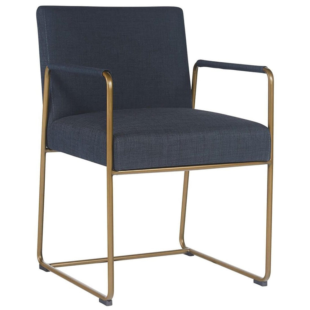 Balford Arm Chair, Arena Navy