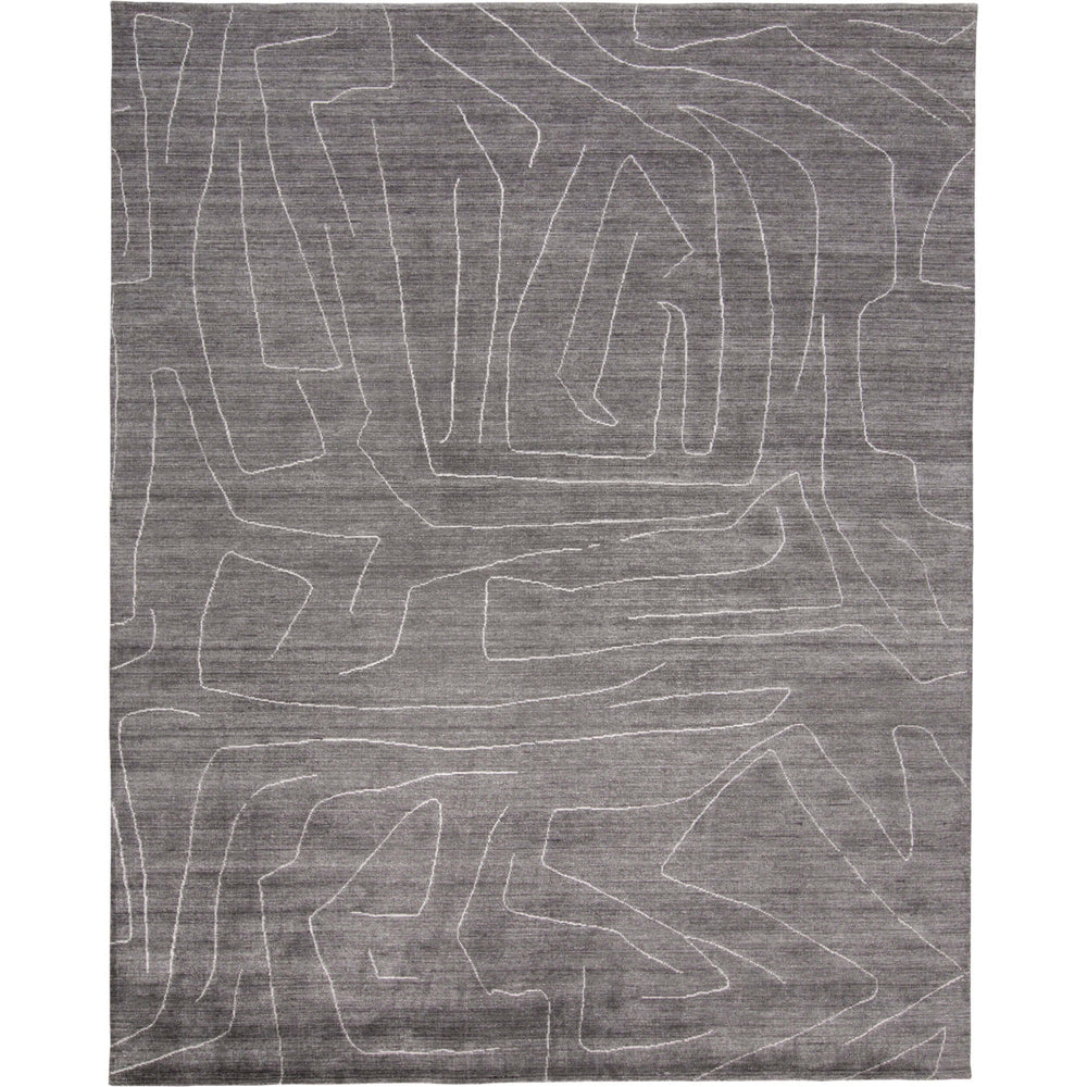 Feizy Rug Lennox 8698F, Charcoal - Accessories - Rugs - Feizy Rugs