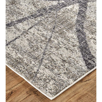 Feizy Rug Kano 3877F, Charcoal/Gray - Rugs1 - High Fashion Home