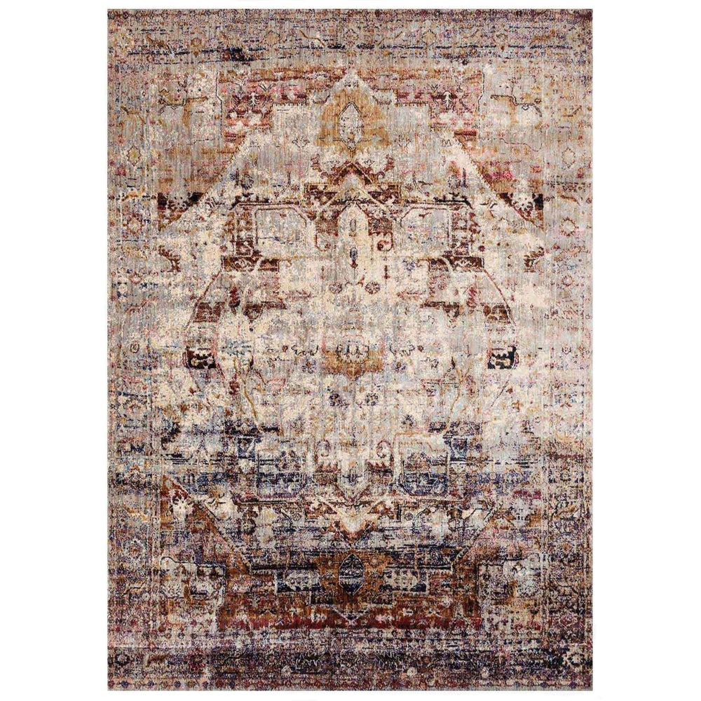 Loloi Rug Anastasia AF-08 Slate Multicolor Rug - Rugs1 - High Fashion Home