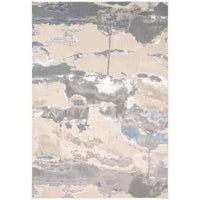 Feizy Rug Azure 3525F, Blue/Gray