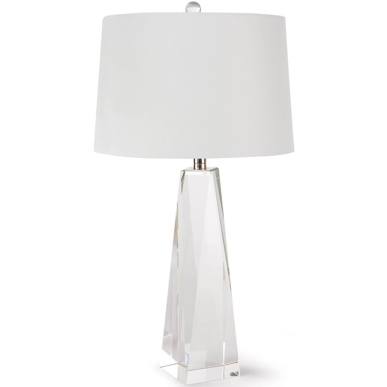 Angelica Crystal Table Lamp Small High Fashion Home