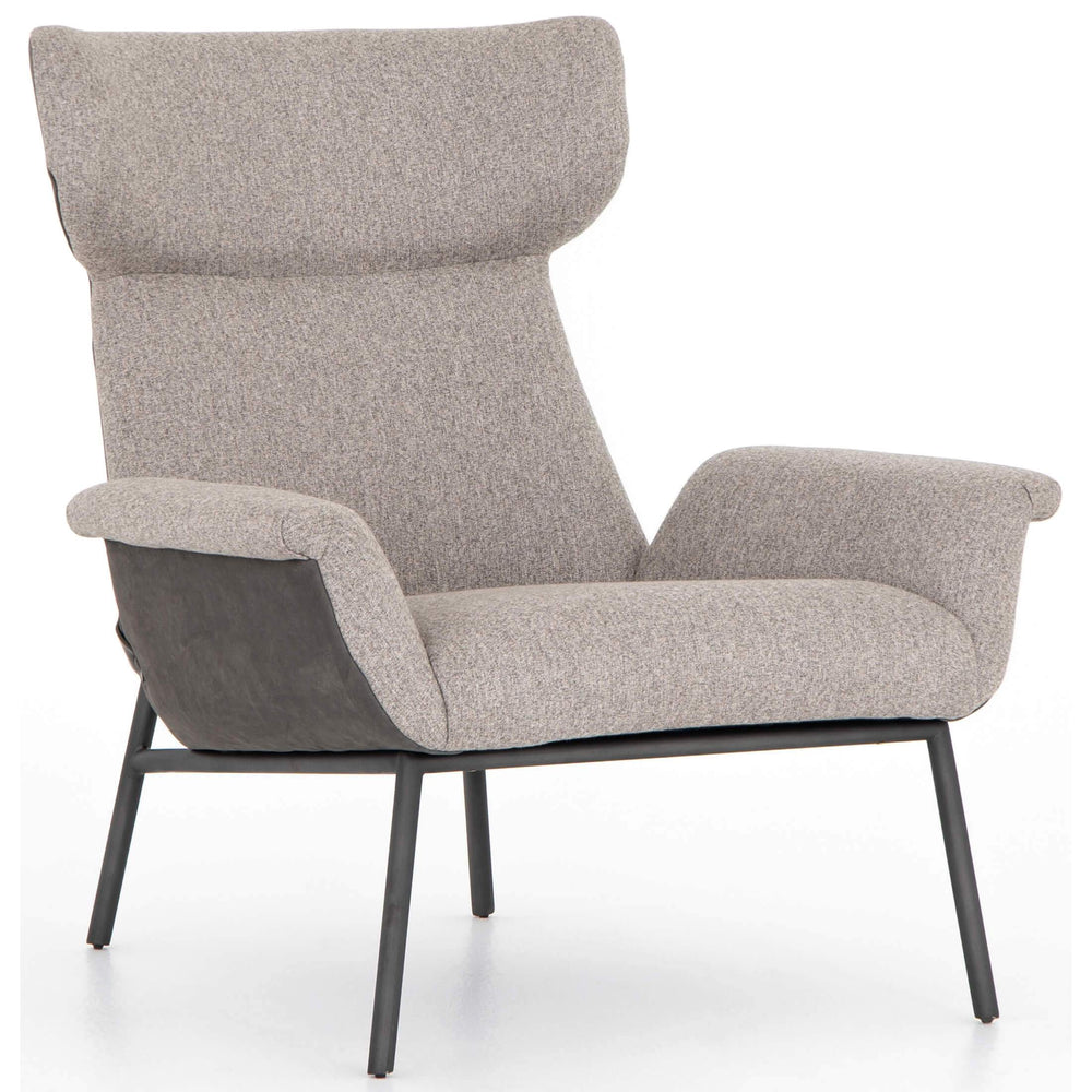 Anson Chair, Orly Natural - Modern Furniture - Accent Chairs - High Fashion Home