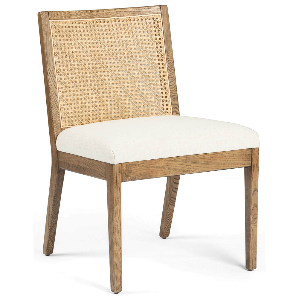 Antonia Cane Dining Chair, Toasted Nettlewood, Set of 2