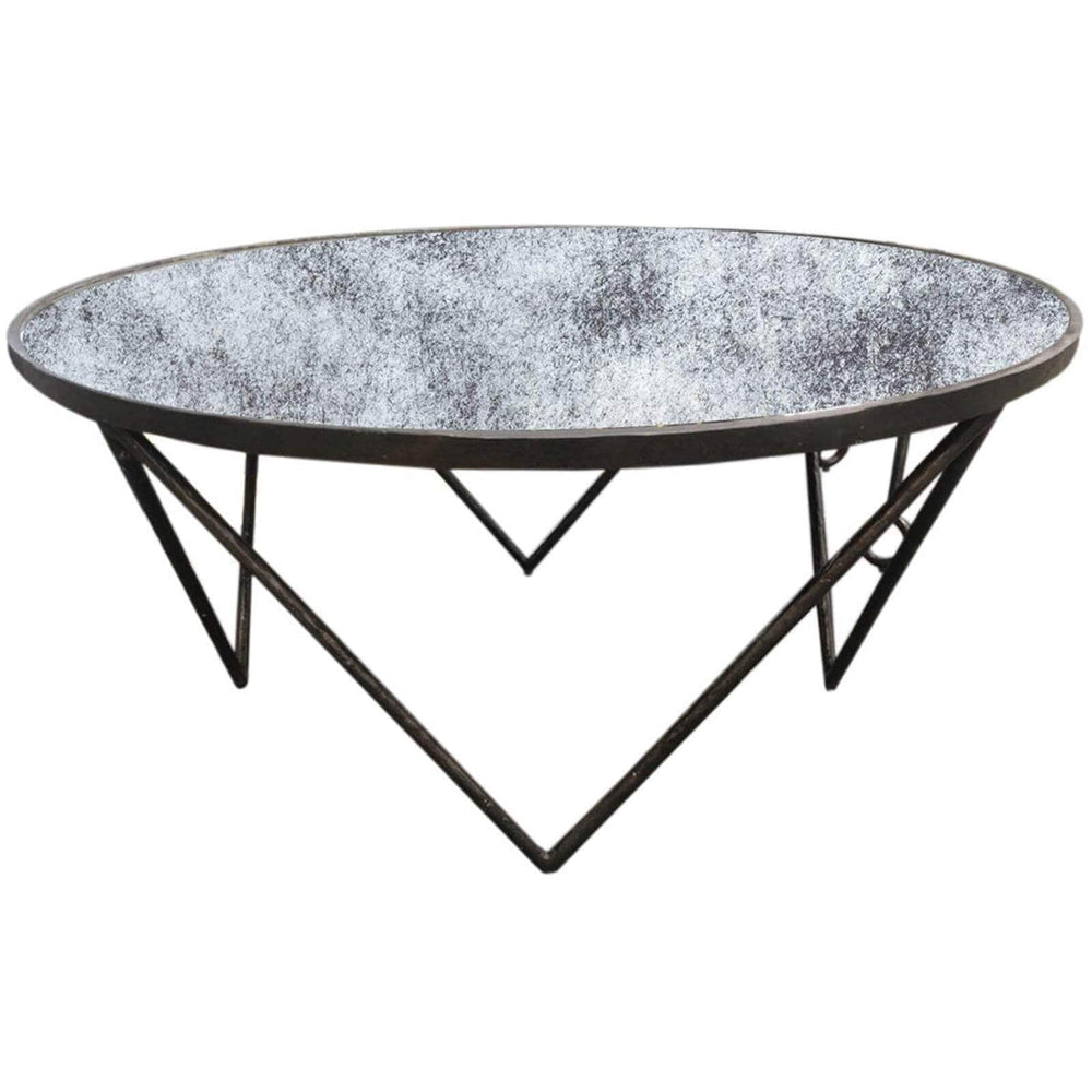 Audin Cocktail Table-Furniture - Dining-High Fashion Home