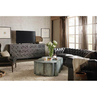 Beaumont Entertainment Console - Furniture - Storage - High Fashion Home