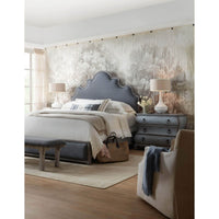 Beaumont Upholstered Bed - Furniture - Bedroom - High Fashion Home
