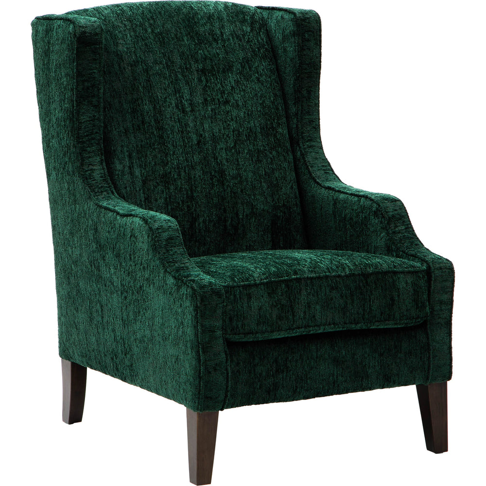 Belezza Chair, Dark Green