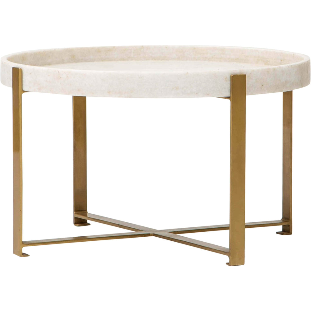 Bella Tray Table, Large - Furniture - Accent Tables - High Fashion Home