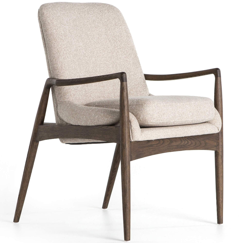 Braden Arm Chair, Light Camel