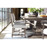 Canyon Ridge Rectangular Dining Table - Modern Furniture - Dining Table - High Fashion Home