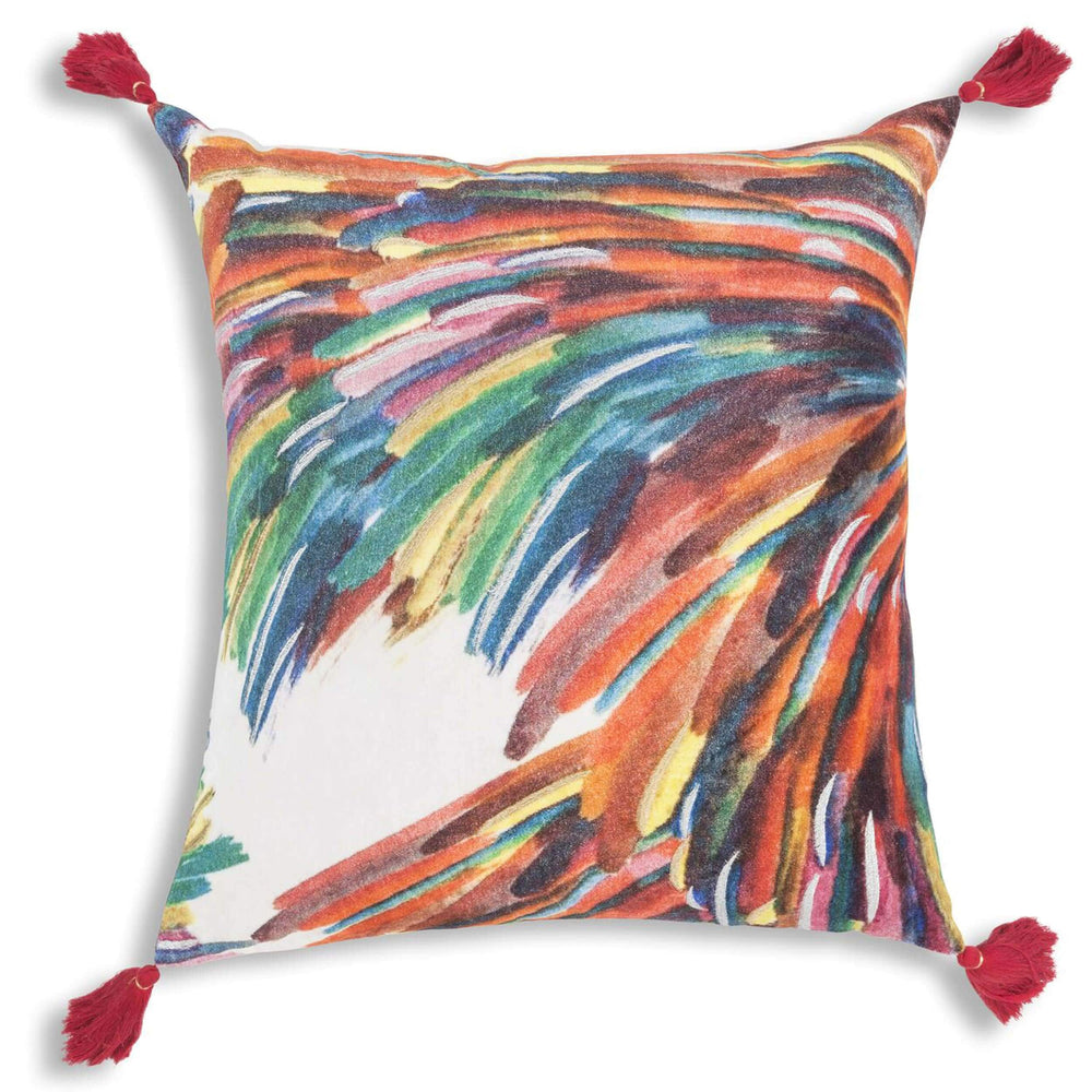 Cloud 9 Poppy Pillow - Accessories - High Fashion Home