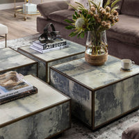 Cyprus Coffee Table - Modern Furniture - Coffee Tables - High Fashion Home
