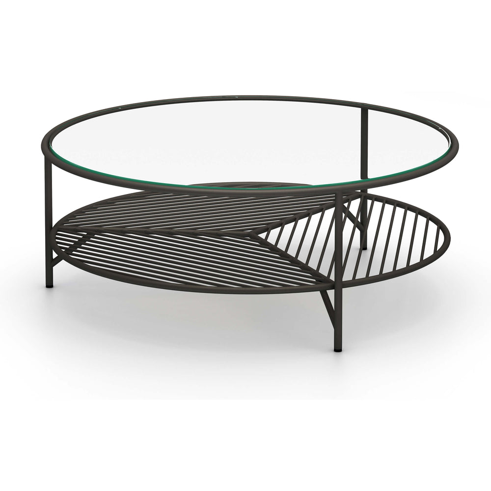 Dali Outdoor Coffee Table-Furniture - Accent Tables-High Fashion Home