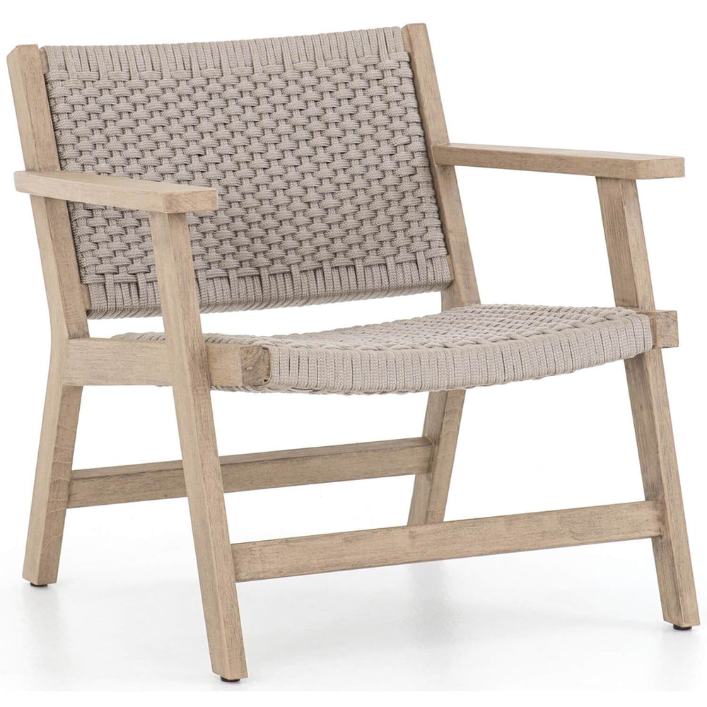 Delano Outdoor Chair, Washed Brown - Furniture - Chairs - High Fashion Home