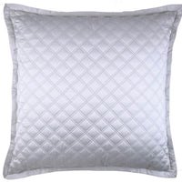 Double Diamond Coverlet Set, Ice - Accessories - High Fashion Home