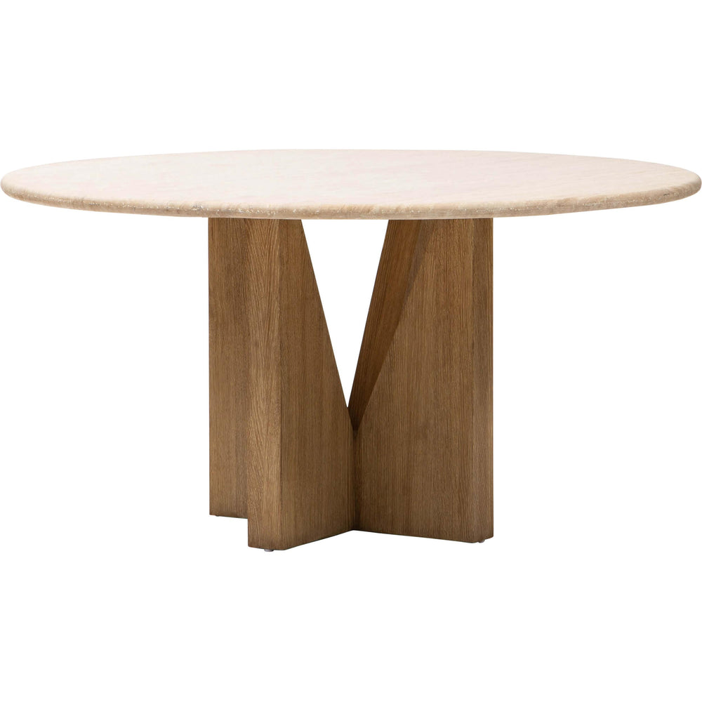 Elysees Round Dining Table-Furniture - Dining-High Fashion Home