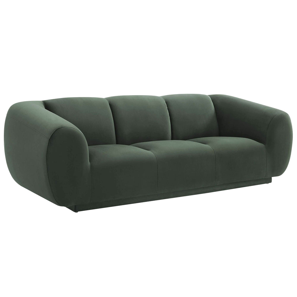 Emmet Sofa, Forest Green - Furniture - Sofas - High Fashion Home