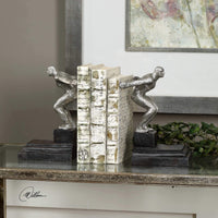 Endurance Bookends, Set of 2 - Accessories - High Fashion Home