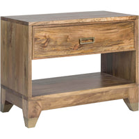 Everette Nightstand - Furniture - Bedroom - High Fashion Home