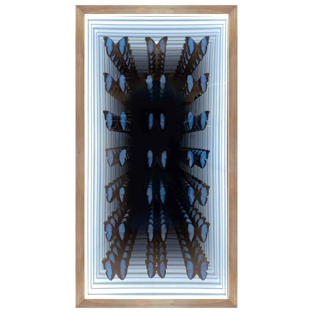Forever Wings Framed - Accessories Artwork - High Fashion Home