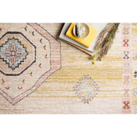 Loloi Magnolia Home Rug Graham GRA-04 MH, Antique Ivory/Multi - Rugs1 - High Fashion Home