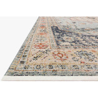 Loloi Magnolia Home Rug Graham GRA-03 MH, Blue/Antique Ivory - Rugs1 - High Fashion Home