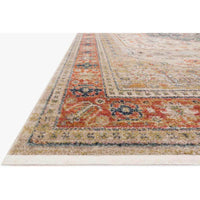 Loloi Magnolia Home Rug Graham GRA-03 MH, Persimmon/Antique Ivory - Rugs1 - High Fashion Home