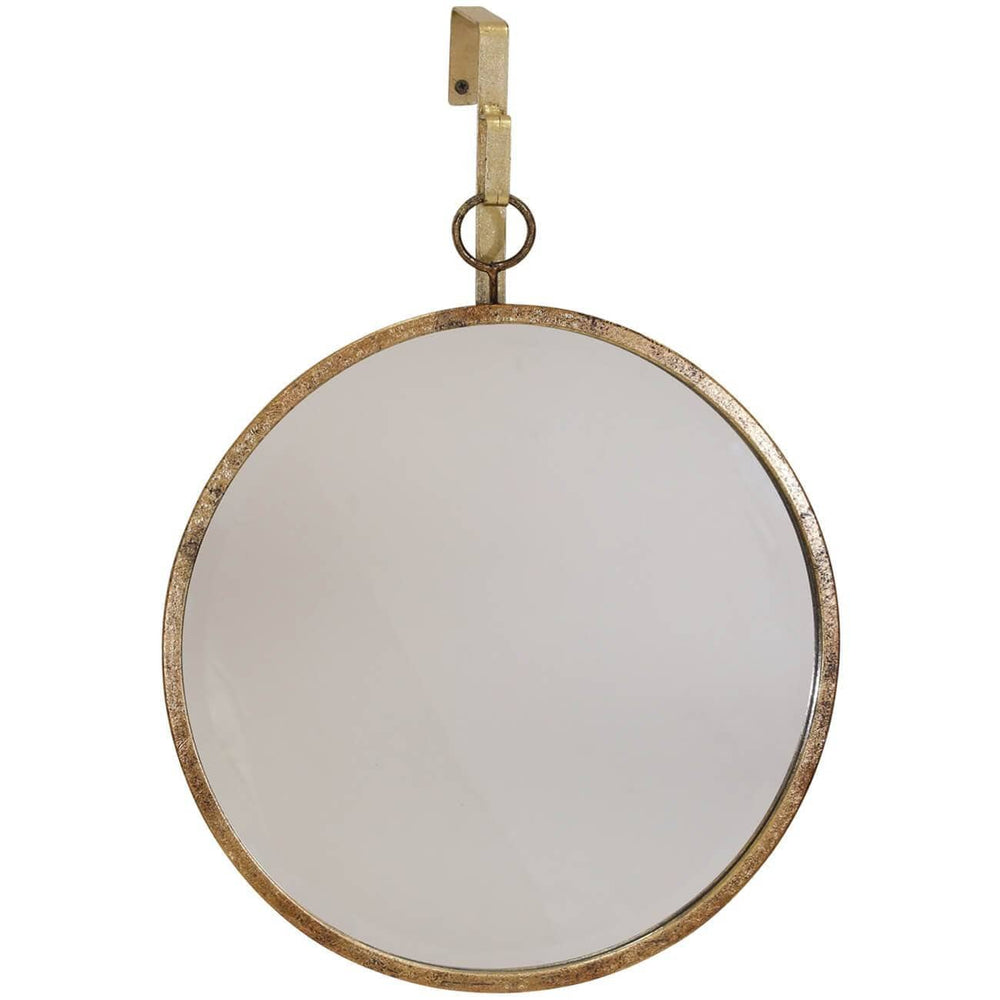 Hanging Mirror, Circle - Accessories - High Fashion Home
