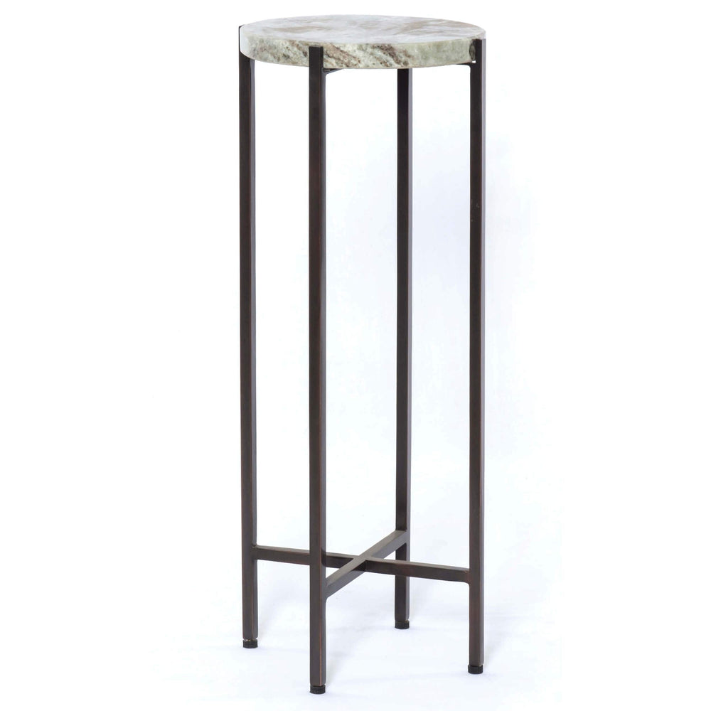 Hannah Accent Table, Ash Brown