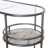 Harden Bar Console - Furniture - Dining - High Fashion Home