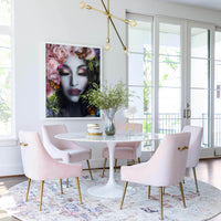 Her V Framed - Accessories Artwork - High Fashion Home
