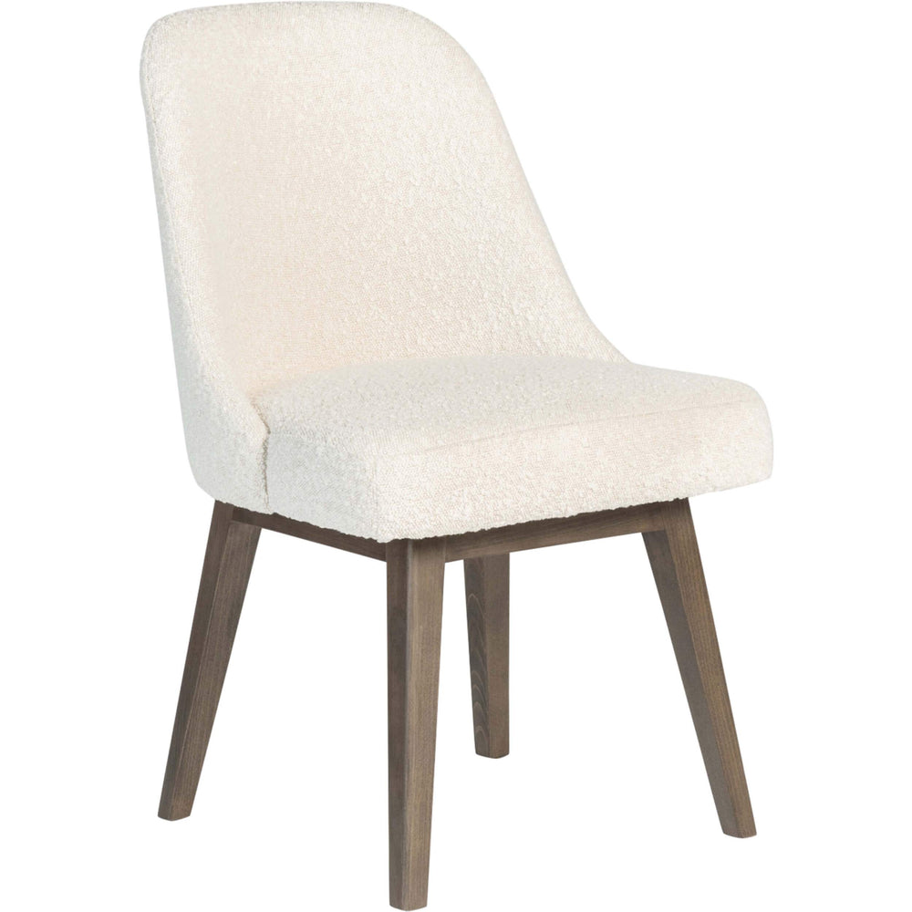 Jackie Dining Chair, Warm Cotton - Furniture - Dining - High Fashion Home