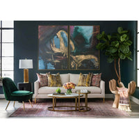 Lilly Chair, Finn Forest - Modern Furniture - Accent Chairs - High Fashion Home