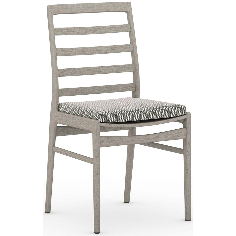 Linnet Outdoor Dining Chair, Faye Ash/Weathered Grey - Furniture - Dining - High Fashion Home