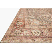 ***NLA***Loloi Magnolia Home Rug Deven DEV-06, Charcoal/Blush - Rugs1 - High Fashion Home