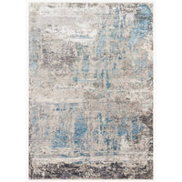 Loloi Rug Franca FRN-05, Grey/Ocean - Rugs1 - High Fashion Home