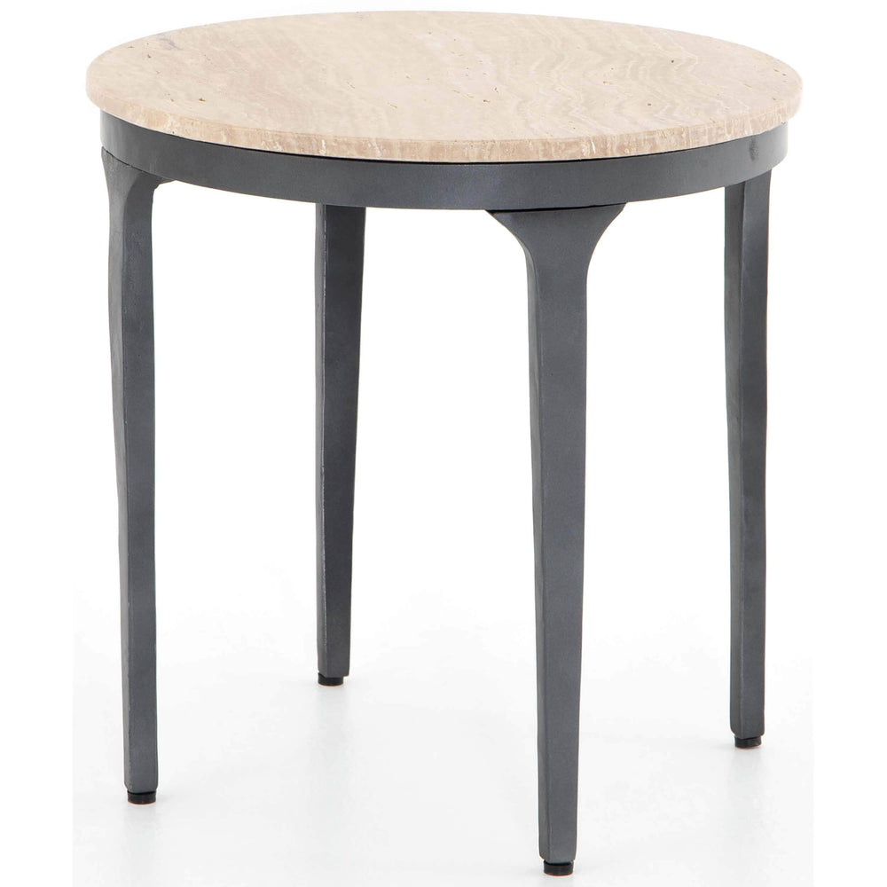 Marcus End Table - Furniture - Accent Tables - High Fashion Home