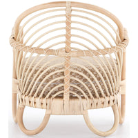 Marina Chair, Noma Natural - Modern Furniture - Accent Chairs - High Fashion Home