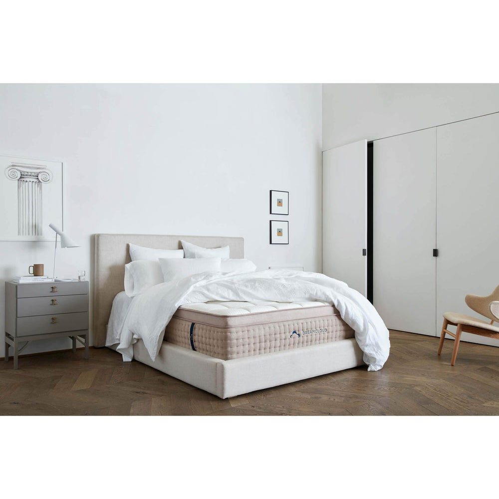 DreamCloud Luxury Hybrid Mattress - Furniture - Bedroom - High Fashion Home