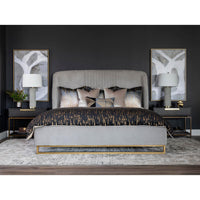 Nevin Bed, Polo Club Stone