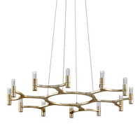 Nexus 12 Light Chandelier